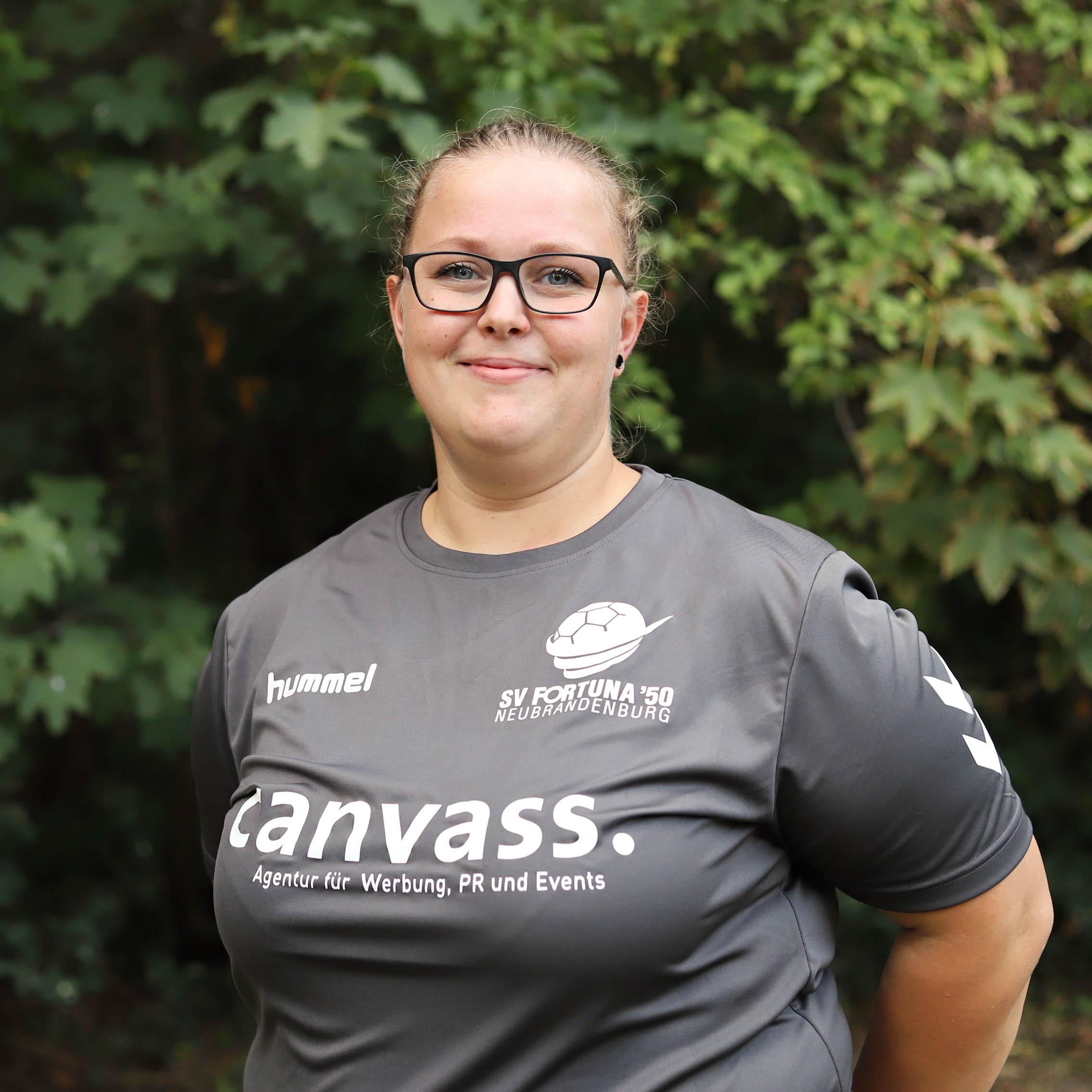 TW-Trainerin Steffi Bauch