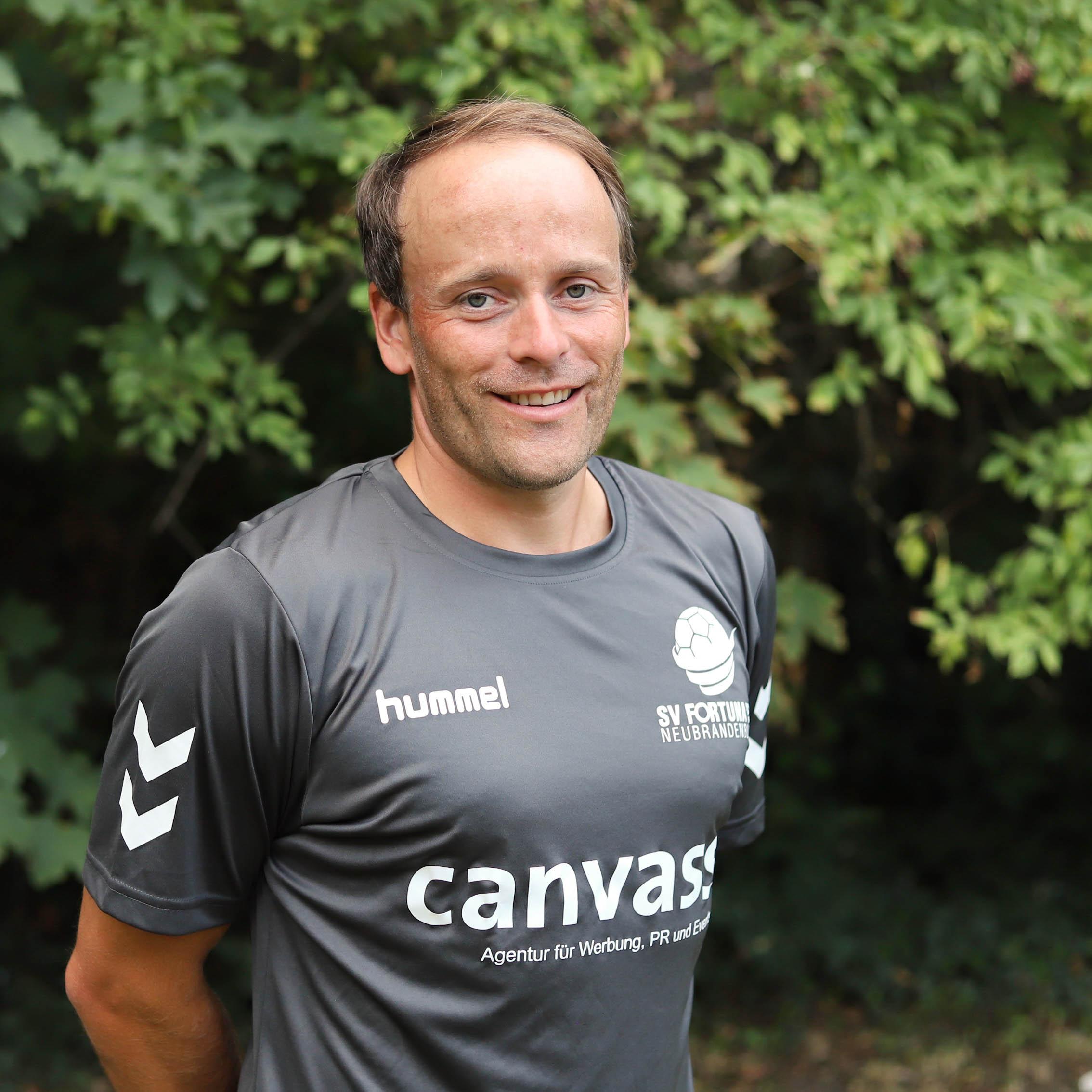 Trainer Torsten Feickert