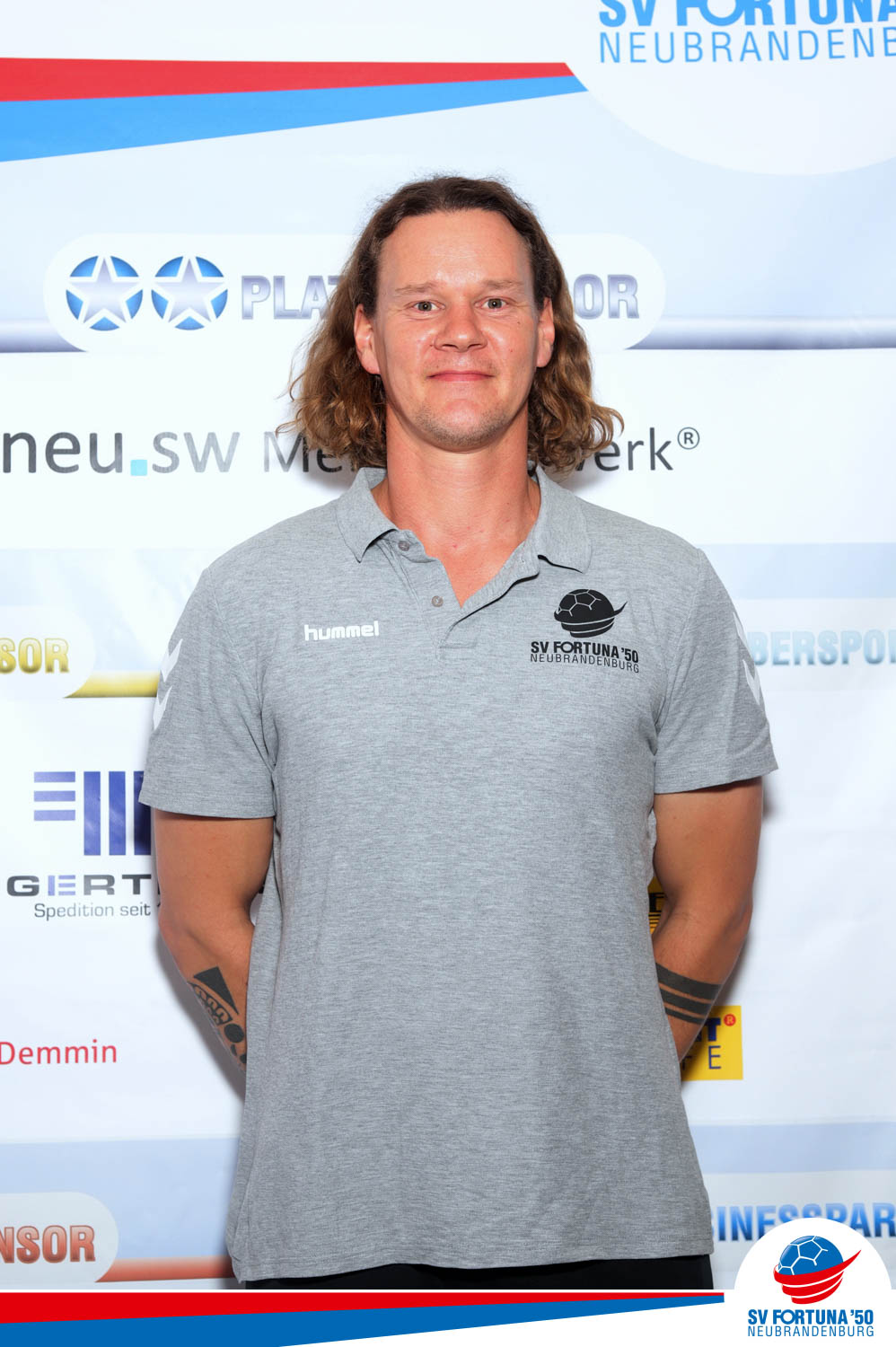 Co-Trainer Stefan Köpke
